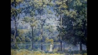 Daniel Garber  -  American Impressionist Painter - 1880-1958