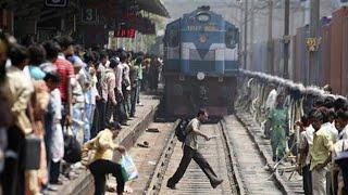 Nangloi railway station rules break everyone   Suresh Prabhu  ने दुख जताया