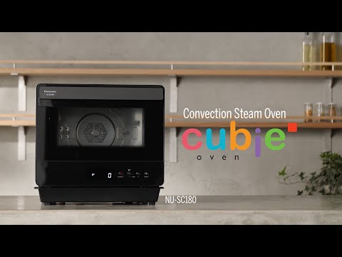 Convection Steam Oven NU-SC180B Cubie Oven (Asia) [Panasonic]