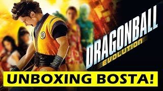 UNBOXING BOSTA! GOKU DRAGON BALL EVOLUTION