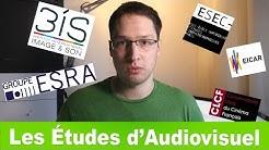 TRAVAILLER DANS LE CINÉMA - Les études cinéma et audiovisuel !?
