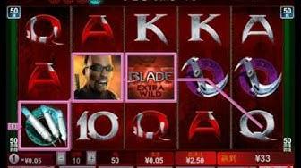 Blade free games - playtech jackpot slot