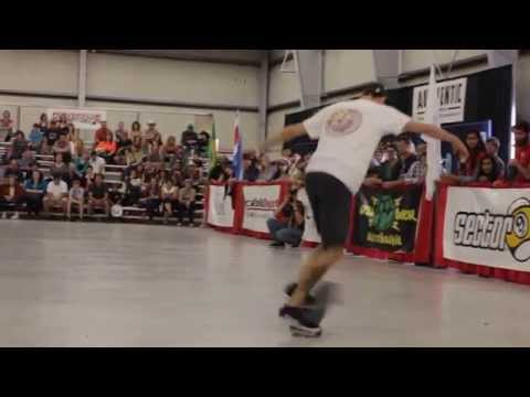 2014 World Skateboarding Championship Freestyle (4642)
