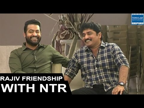 Rajiv Kanakala about His Friendship With...