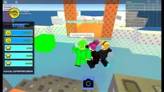 Roblox - Skywars Episodio 1