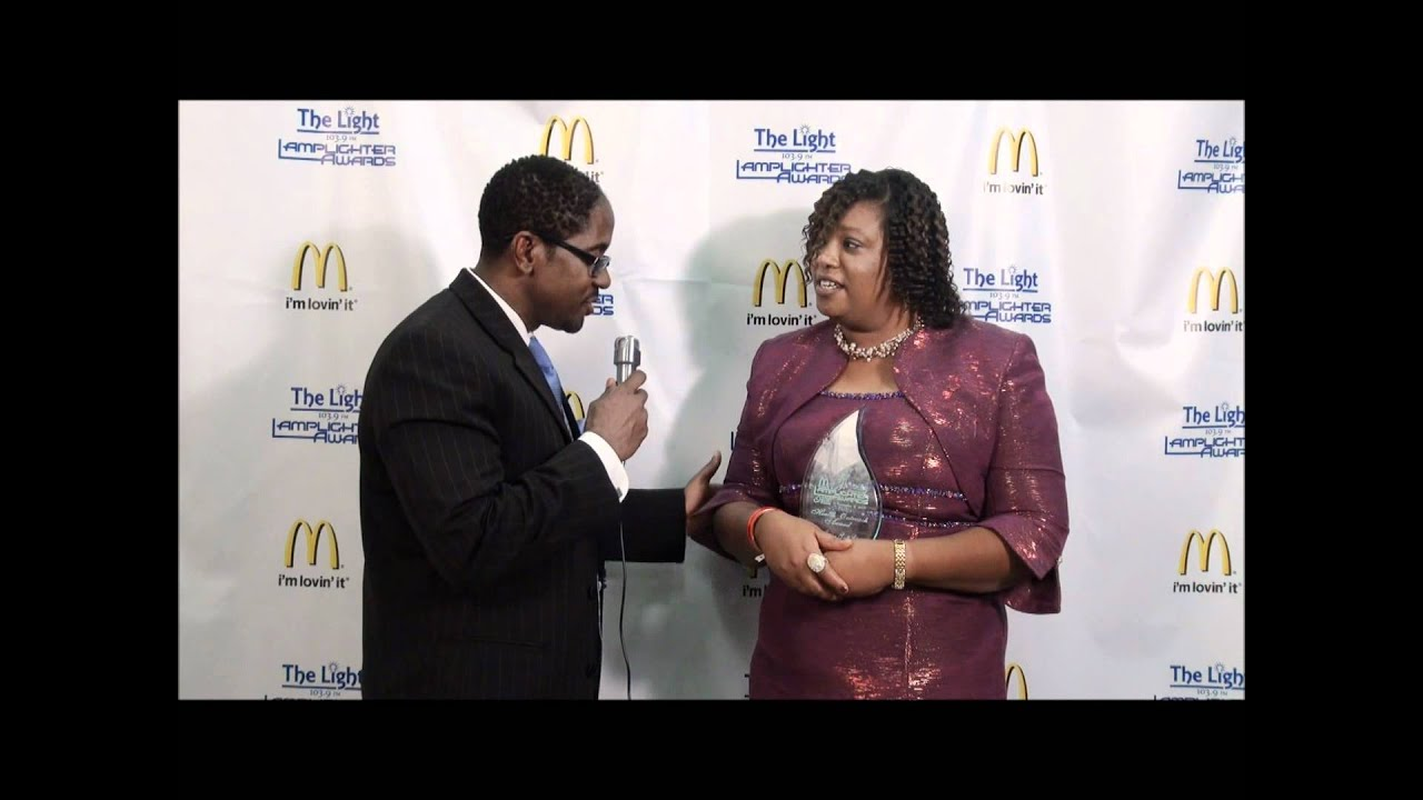 Lamplighter Awards -Dr. Janine Scott-Lowe
