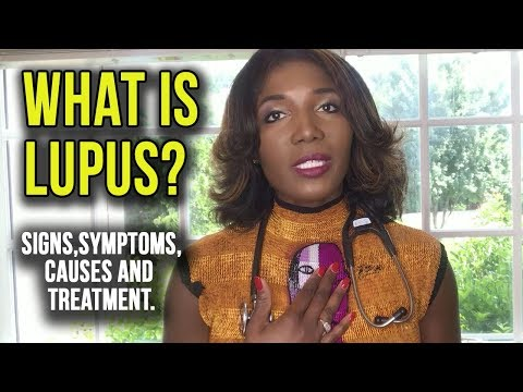 What Is Lupus? Signs, Symptoms and Treatment [2019]