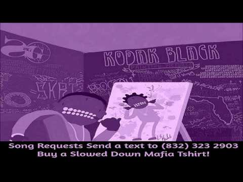 Download 12  Kodak Black Reminiscing Ft  A Boogie Wit Da Hoodie Screwed Slowed Down Mafia