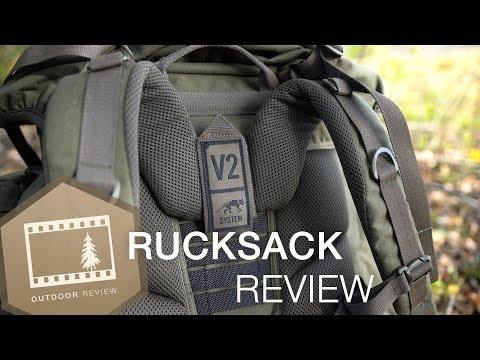 TT Field Pack - 100 L Rucksack für Bushcraft Outdoor Survival