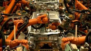 Китай - завод Форд