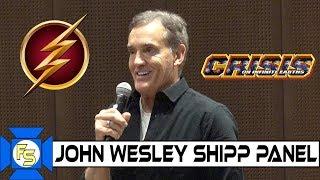 The FLASH John Wesley Shipp Panel – Terrificon 2019