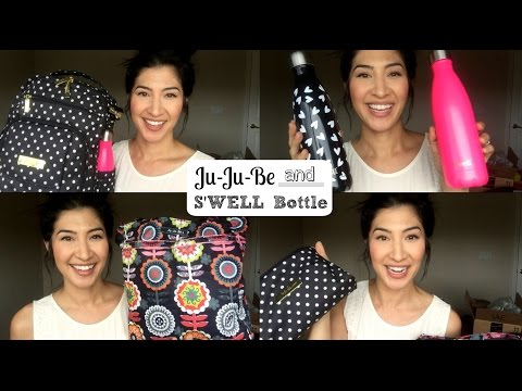 Current Ju-Ju-Be Faves + S'WELL Bottles Quick Review!