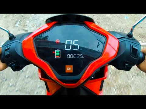 8 XIAOMI SMART ELECTRONIC SCOOTERS ▶ Digital Display Bike Invention Buy In Online Store