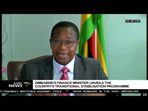 Zimbabwe's economy is undervalued by the media: Mthuli Ncube