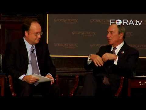 Michael Bloomberg - Origins of the Economic Crisis