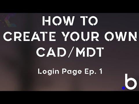 Download How To Log Into The Uder Cad Mdt System MP3, MKV, MP4