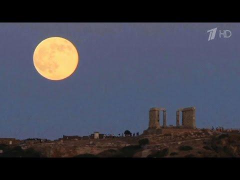 Впервыепочти за70 лет Луна подойдет максимально близко кЗемле.