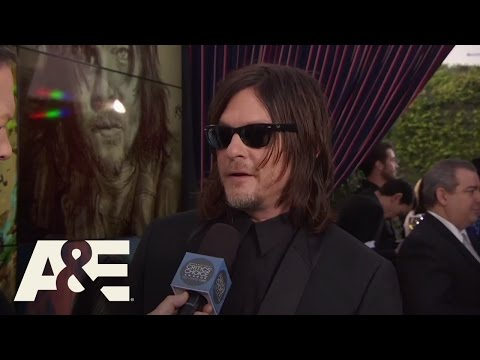 Norman Reedus on the Red Carpet | 22nd Annual Critics