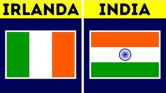 31 Paesi Con Le Bandiere Quasi Identiche