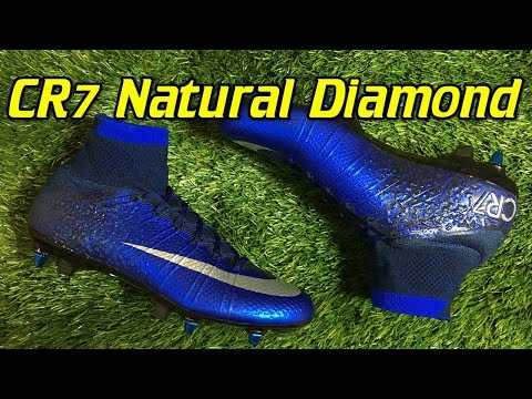 CR7 Nike Mercurial Superfly 4 SG-Pro Natural Diamond - Review + On Feet