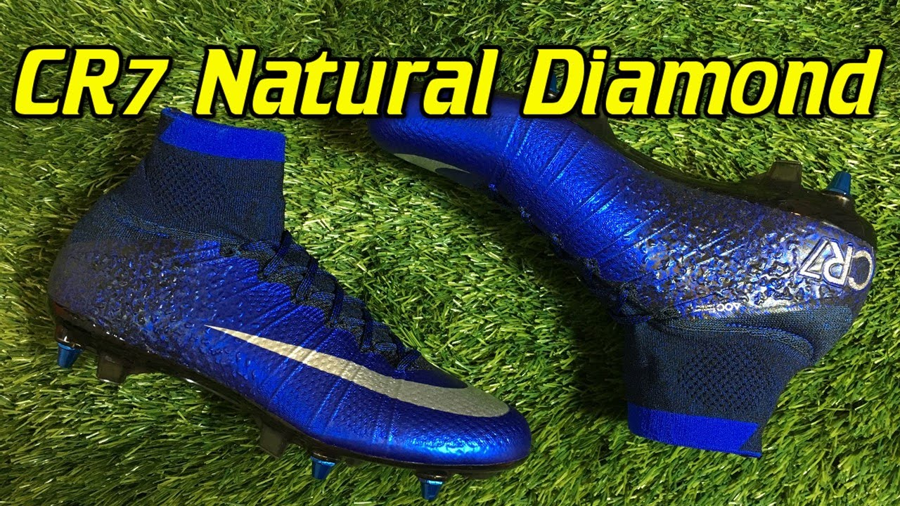 7a09174e99a9 CR7 Nike Mercurial Superfly 4 SG-Pro Natural Diamond - Review + On ...