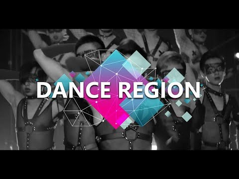 Dance Region (Taiwan) | Pornography - Equitant Remix feat Yasmin Gate and Lea X