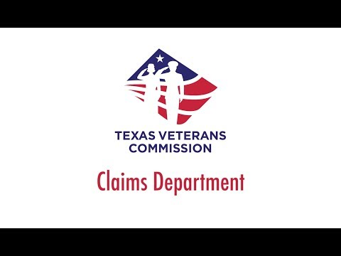 Claims - Texas Veterans Commission