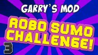 Robo Sumo Challenge 3 - Dancing Feet