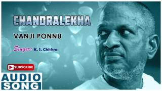 Vanji Ponnu Song | Chandralekha Tamil Movie Songs | Vijay | Vanitha | Ilayaraja | Music Master
