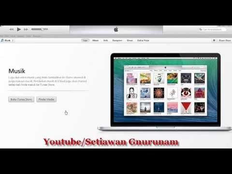 Tutorial Cara Copy Lagu dari Laptop Ke iPhone - Gak Ribet !!!.