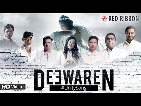 Deewaren- Unity Song | Sukhwinder Singh | Shaan | 2017 Latest Full Official Video | Red Ribbon