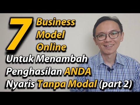 Bisnis Online | Modal Minimal Menambah Penghasilan | Part 2: Menjual Produk Fisik