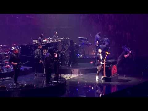 Senorita, Justin Timberlake, 3-18-18, Washington DC