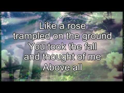 Above All - Instrumental with Lyrics (no vocals)