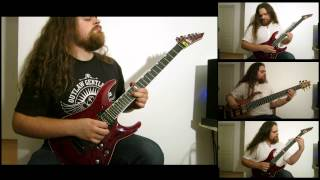 Guillaume D. - Before the Storm (Firewind Cover)