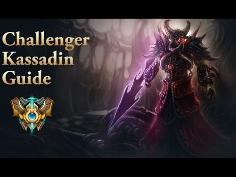 Challenger in 3 Minutes - Kassadin