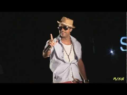 [1/*] Shaggy - Mr Boombastic - Live @ Sicily Music Village 2011