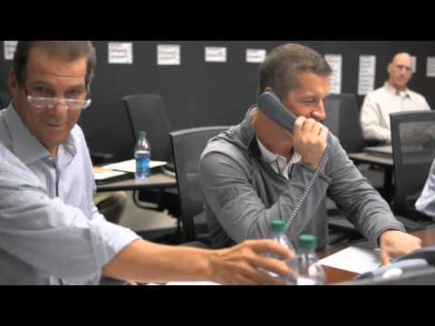 Baltimore Ravens Celebrate Inside War Room After Picking C.J. Mosley