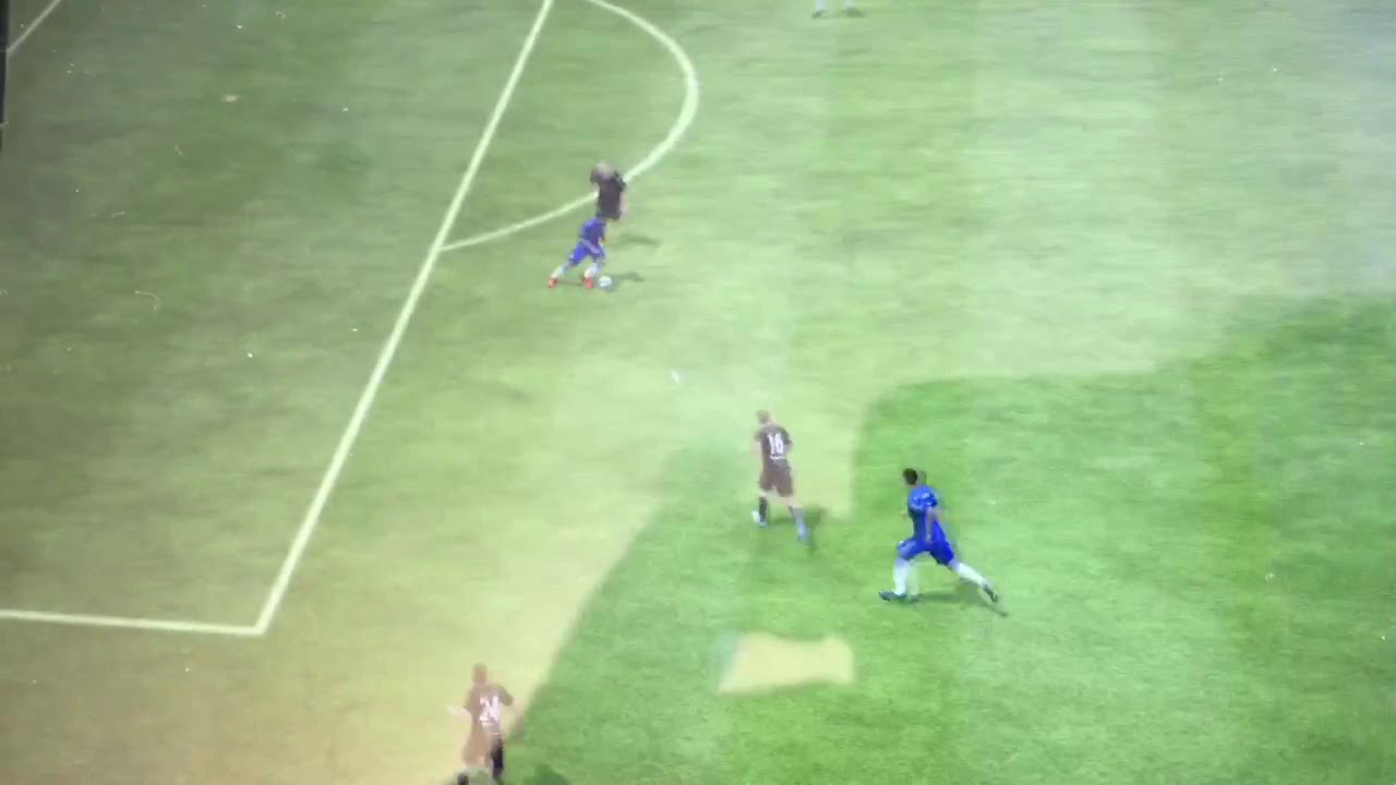 Chelsea Fc goals moment fifa15 part 30 - YouTube