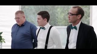 Свадебный клип Андрей и Юлия SEREBRO – Между нами любовь