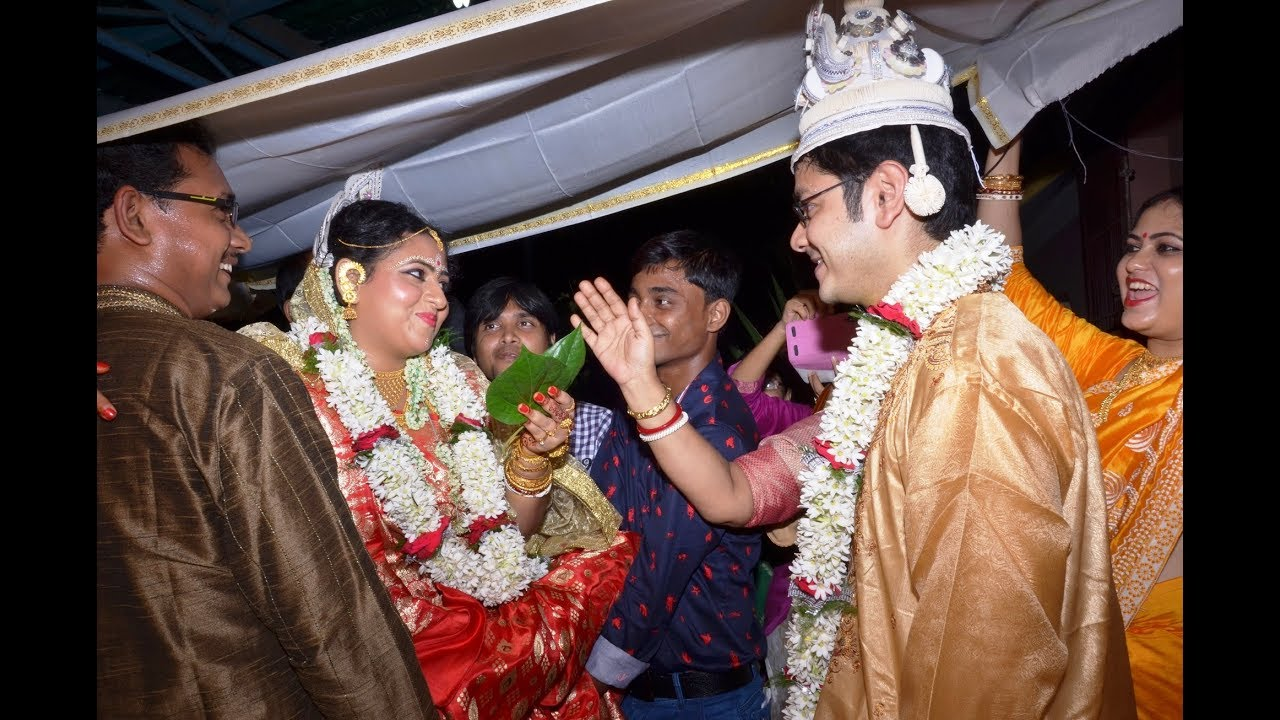 Bengali Marriage - Sequence of Rituals - Traditional Wedding -  Reception/bengali wedding