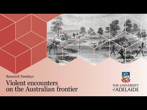 Violent encounters on the Australian frontier