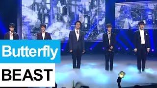 [Comeback Stage] 160710 인기가요 비스트(BEAST) - Butterfly @ Inkiga…