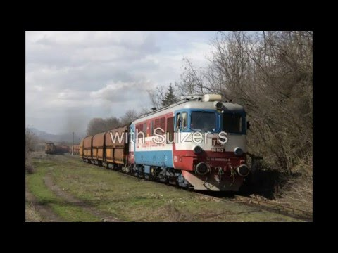 TBD Cargo Sulzer`s 06 063 and 60 1243 - heavy coal service