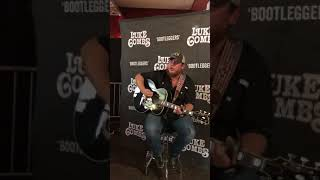 Luke Combs - Houston we got a problem 7/27/17