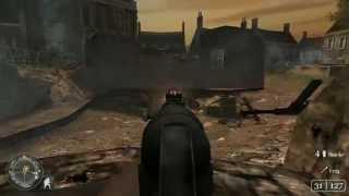 Call of Duty 2 from 2005 pc gameplay American Missions