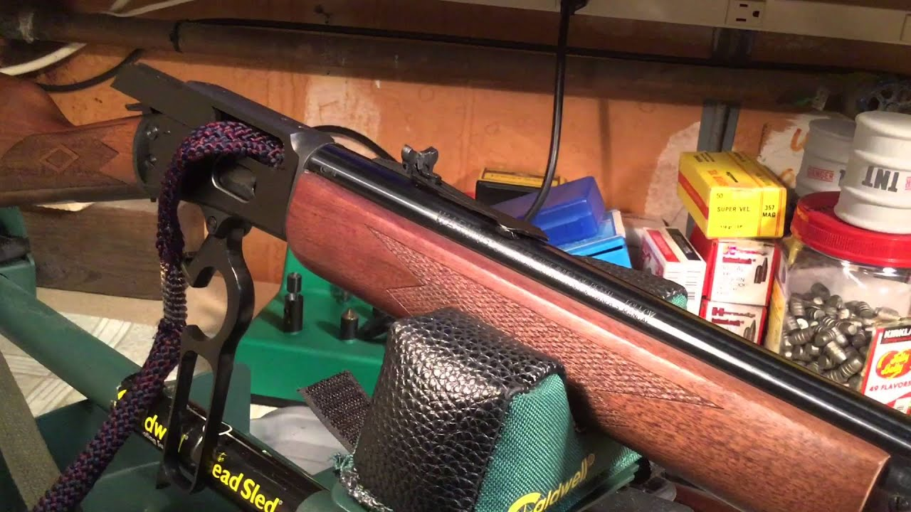 New Marlin 1894 44 Magnum Function Report