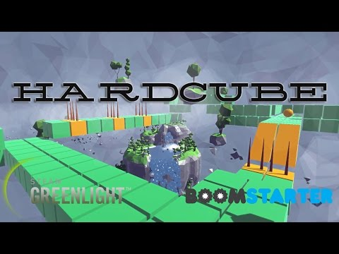 HardCube announcement trailer
