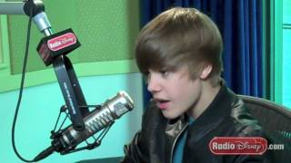 Radio Disney's Jake Finds Out Who's On Justin Bieber's Cellphone