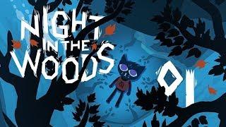 Night in the Woods (Napisy PL) #1 - Coś dla fanów Life is Strange (Gameplay PL / Zagrajmy w)